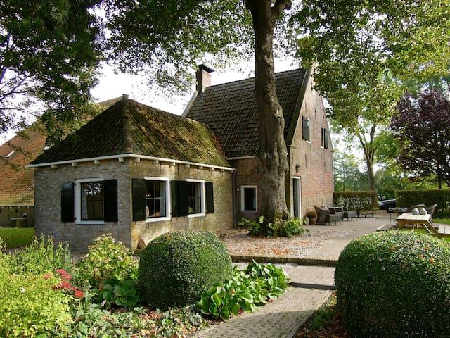 Rijksmonumentale boerderij - Winsum