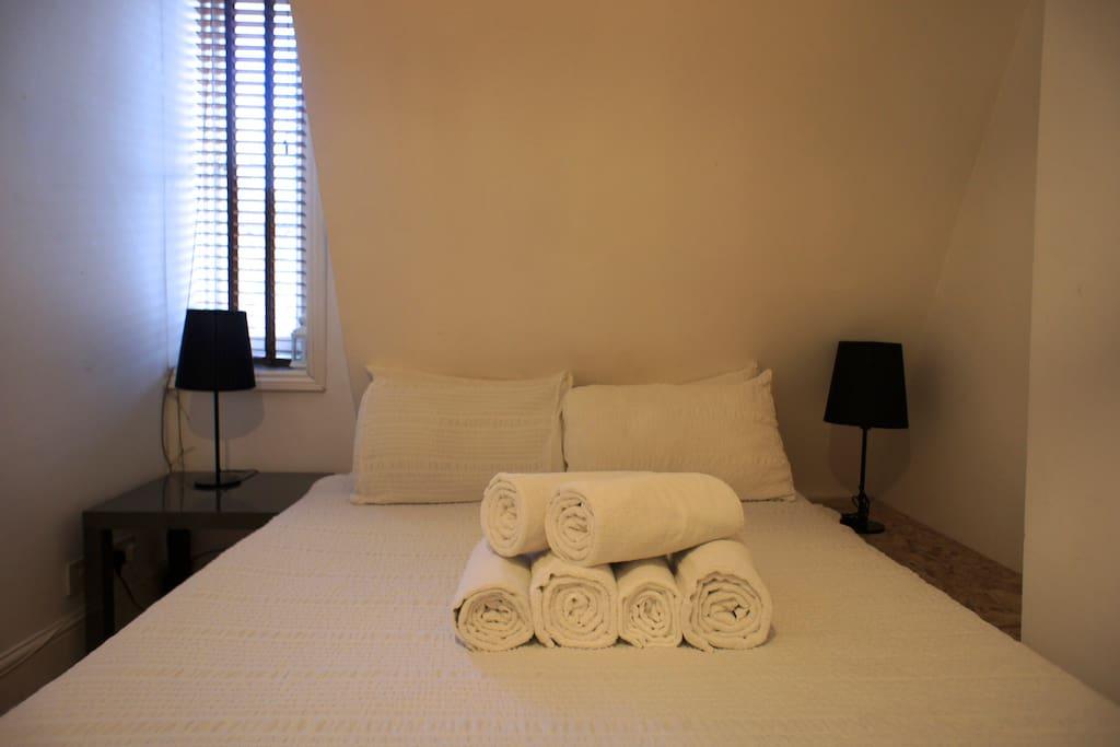 Here's your Bedroom