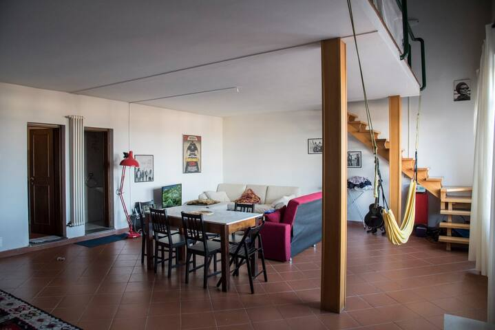 Big loft close to downtown - Florencia - Loft