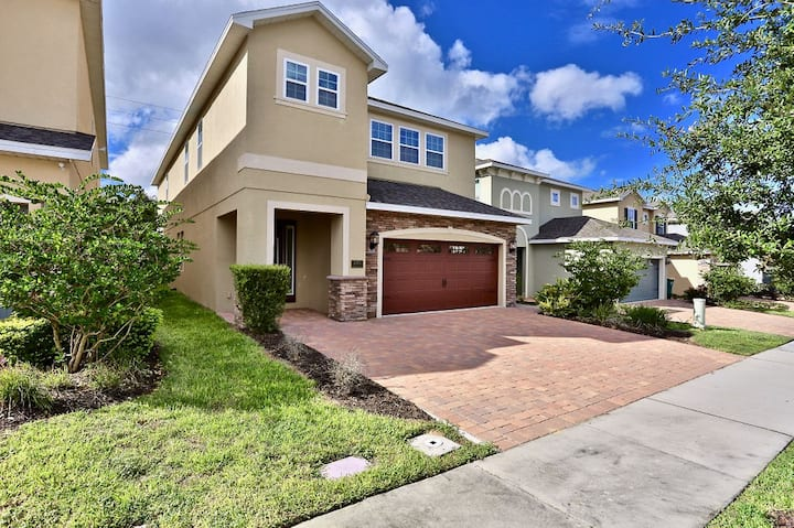 6BR 6BATH LUXURY ENCORE VILLA KISSIMMEE/DISNEY