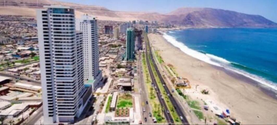 Departamento Nuevo!!! Mirador 2 playa brava