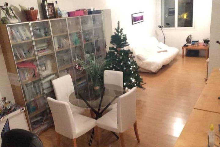 2 Bedroom Christmas Flat - Paris Area - ル・プレシ=ロバンソン - アパート