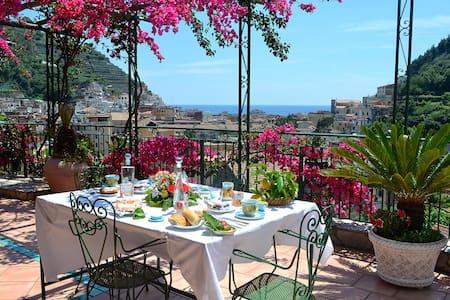 Montagnella Relax seaview family - ไมโอริ - ที่พักพร้อมอาหารเช้า