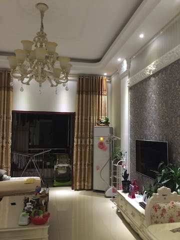 济南的单一家庭住宅
