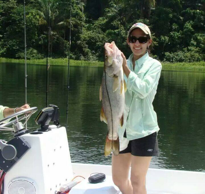 Sport Fishing.