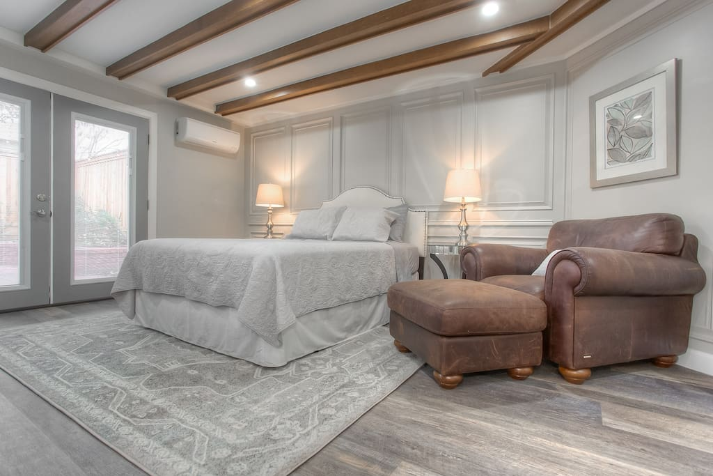 Comfortable enough for extended stays