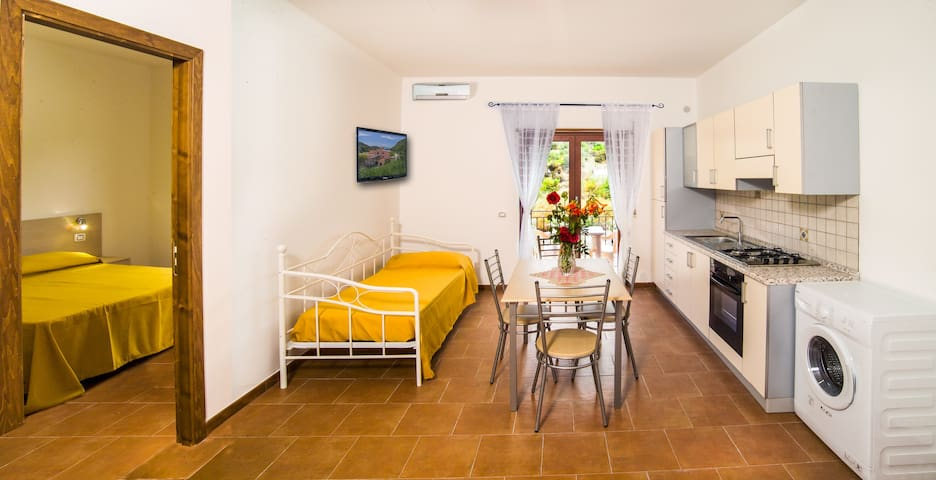 Residence Villa Mare Taormina bilocale 2