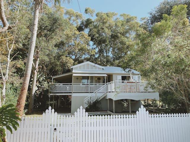 The Caba Treehouse