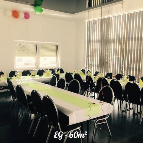Büros/Konferenzraum/Halle in Wittlich Wengerohr