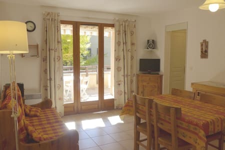 BE2 Pretty T3 (4 beds) with terrace SOUTH