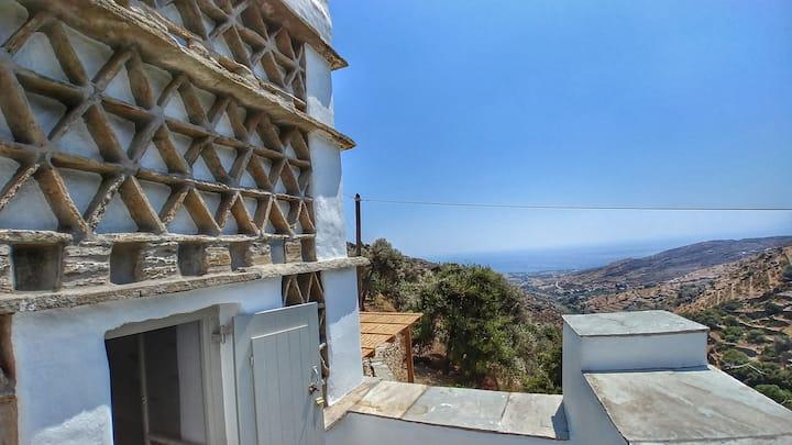 Socrates' pigeon house, Triantaros