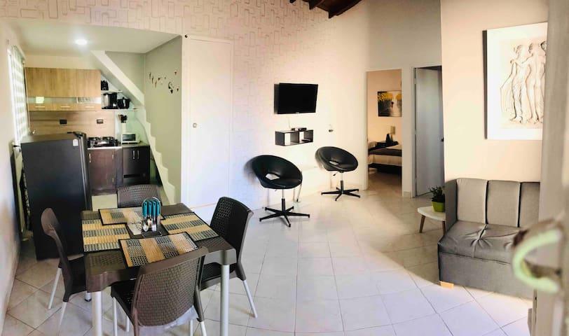 Apartamento Plaza Principal 301