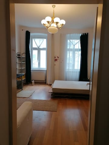 Large room close to center and donau, studentapp.