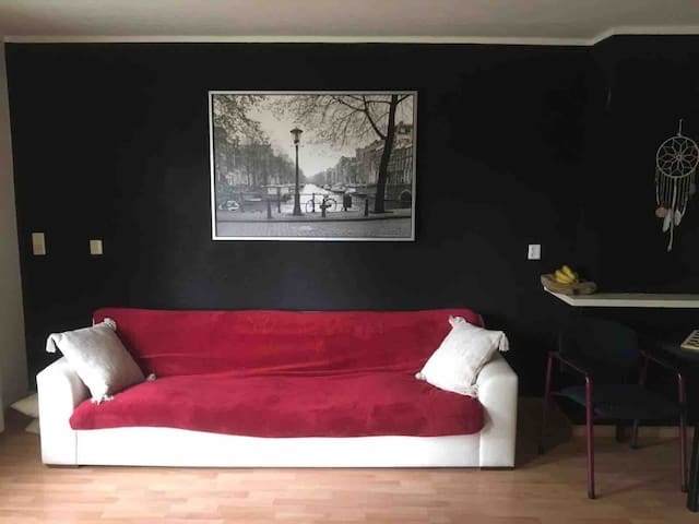 Cozy Apartment  20 min from Amsterdam