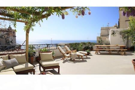 Amalfi Coast terrace