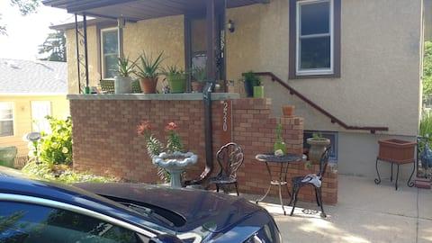 Quaint home in quiet Bellevue neighborhood