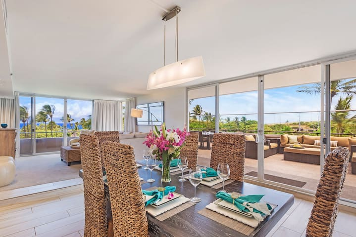Kaanapali Penthouse Newly Remodeled-Ocean View