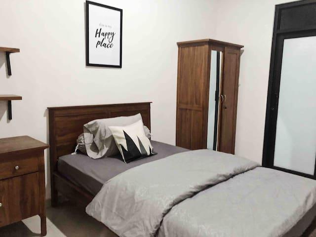 Griya Moerti Syariah - Type A (Single Bed)
