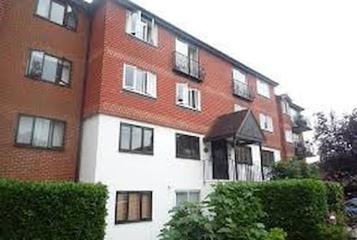 Cosy Room Next to Station - Haywards Heath - Apartamento