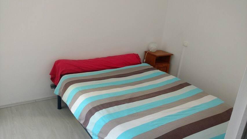 Chambre dans appartement t3 - Mende - Apartment