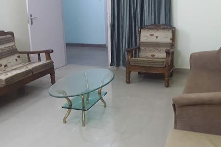 Simple and smart living..a well laid out 2 BR flat