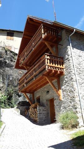 La Grange du Rocher - Vénosc - Maison