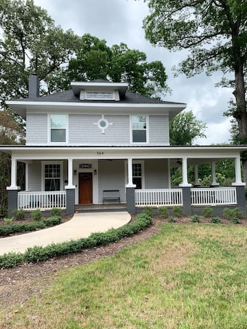 Historic Spartanburg home near Converse College