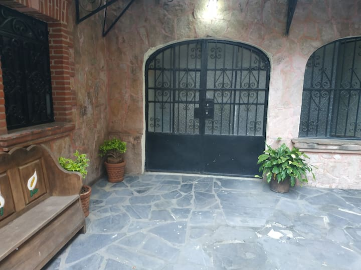 Mi espacio en Taxco. Departamento céntrico.