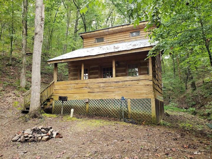 Sneaky Cabin - an adventure getaway