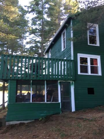 Beaver Lake Cottage