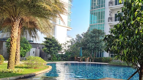 Cozy Studio Apartment | Great Value, South Jakarta