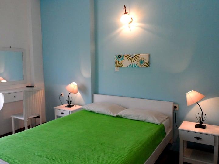 Double room in ApartHotel Papafotis