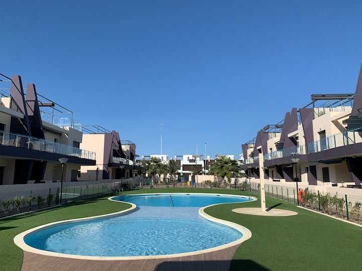 New 2 bedroom appt in Torre de la Horadada