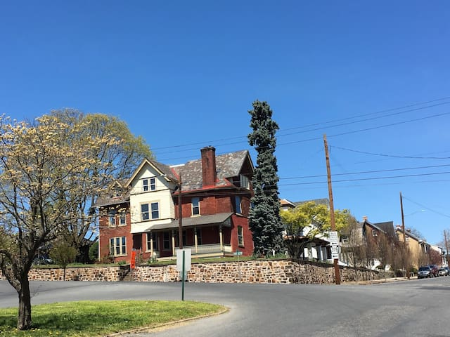 1892 West Bethlehem Mansion - Bethlehem - Casa