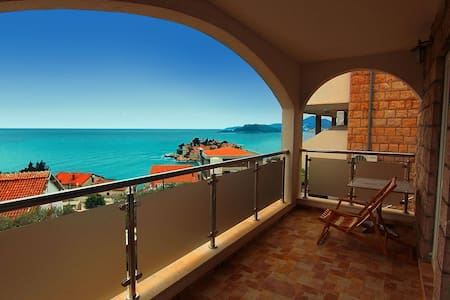 Sv.Stefan - lodging with fantastic island view 21 - Villa