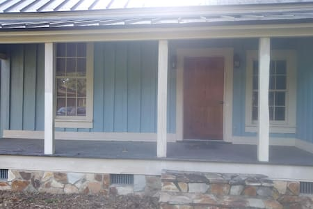 2 bedroom cabin in the country