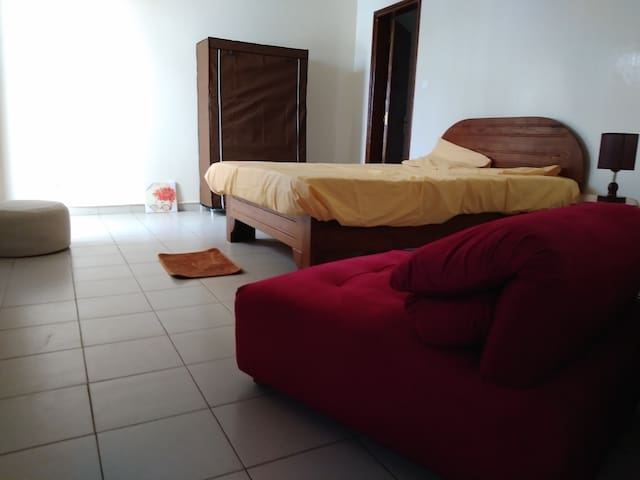Spacious rooms, 5mn from the best places in Dakar