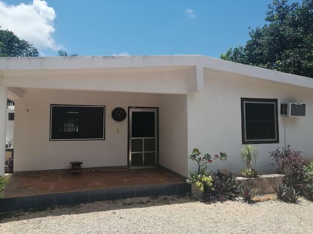 Finca rustica ubicada  en el municipio de Muna Yuc