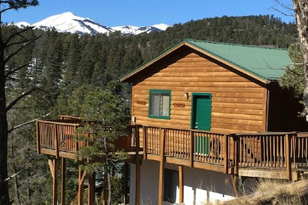 7300 Ft Elev, Secluded, Hot Tub, Wifi, Great View - Ruidoso