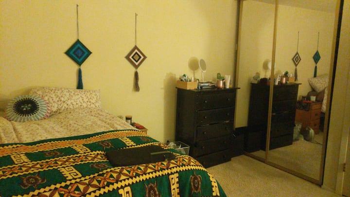 Cosy room in Twin Peaks