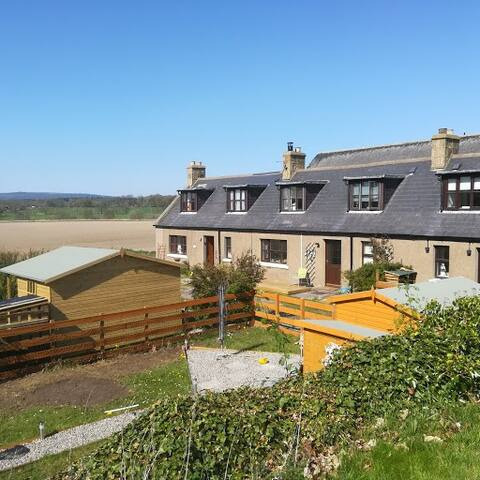 Tain on N.C 500 , Ross-Shire, country & beaches.