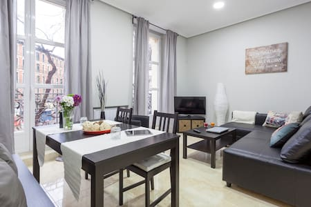Beautiful Apt Historic District-Sol - Madrid - Apartment
