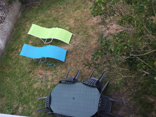 Appartement 50 m2 balcon et jardin - Berck - Pis