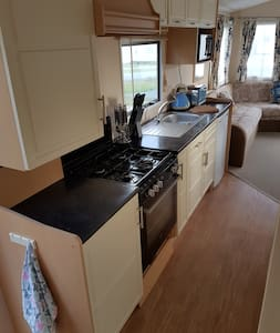 Modern Caravan Set In Tranquility - Bude - Andere