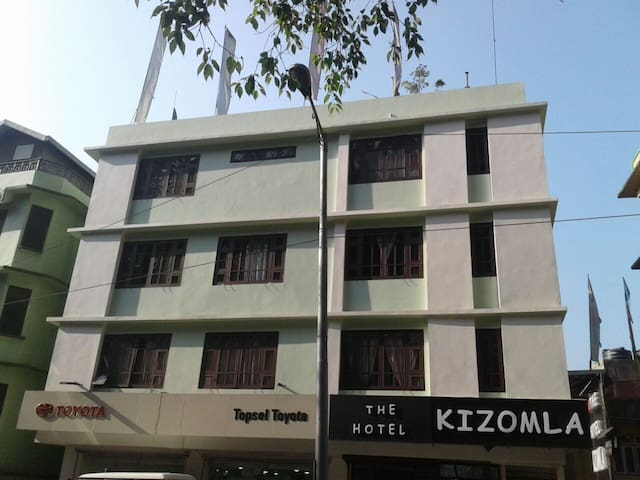 The hotel kizomla  (Economic Room) - East Sikkim - Apartment