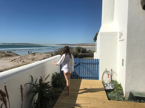 Zula Beach Cottage - perfekt strandferie for 2