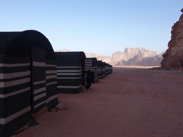 Wadi Rum Family Camp