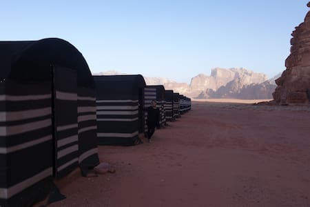 Wadi Rum Family Camp 2