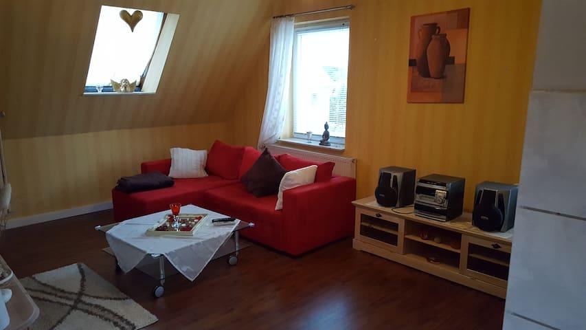 Sehr schöne ruhige Wohnung - Heilbad Heiligenstadt - Inny