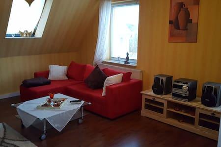 Sehr schöne ruhige Wohnung - Heilbad Heiligenstadt